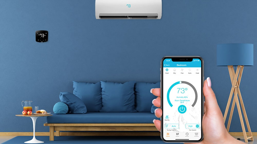 Smart Air Conditioner - Types of Air Conditioning System