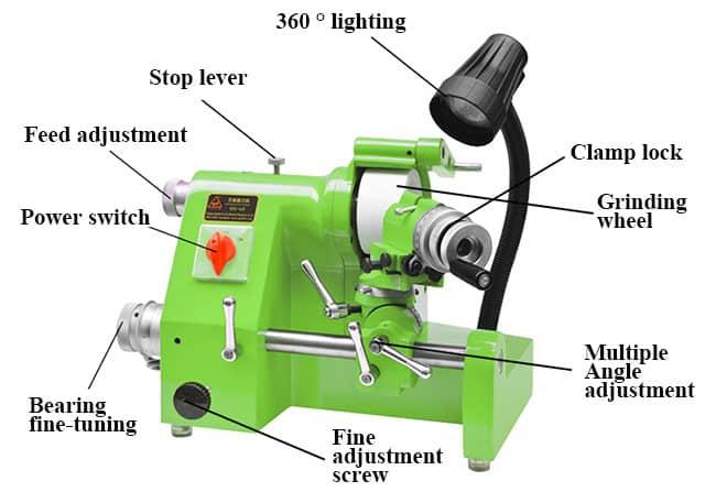 Tool & Cutter Grinder